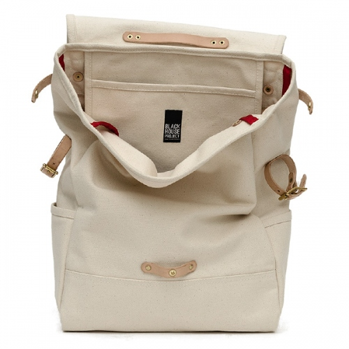 กระเป๋า Backpack : THE PACK- NATURAL large image 1 by CraftyDesign