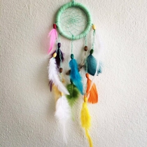 Colorful Dream catcher chippe at Blisby