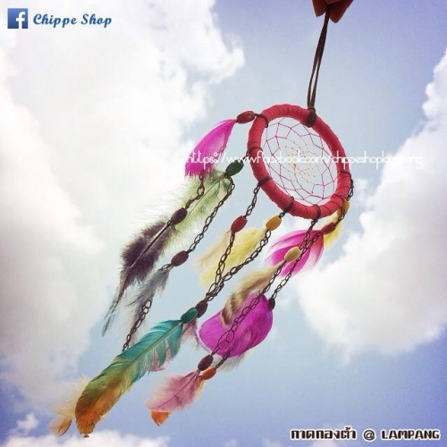 Colorful Dream catcher chippe large image 2 by RromShop