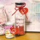a bottle of love size M