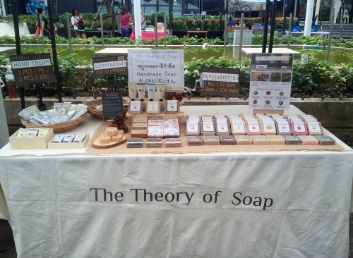 Tomato Soap Bar | สบู่น้ำมันธรรมชาติสูตรมะเขือเทศ large image 3 by thetheoryofsoap