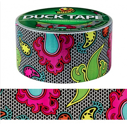 Multicolor Lace Duck Tape Duck Tape / Duct Tape เทปกาวสีสดใสลายลูกไม้ large image 0 by Craftaholic
