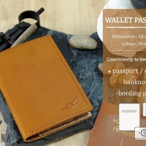 Wallet Passport - at Blisby