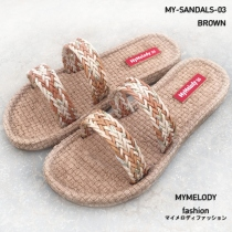 MY-SANDALS-03 ( BROWN ) at Blisby