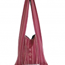 ย่ามกะเหรี่ยงThird Eye Crossbody Bag #Cashmere Rose at Blisby