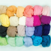 ขนเฟลท l Felting wool at Blisby