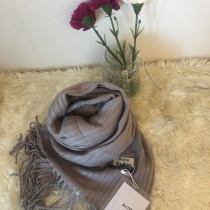 Acne studios scarves [Light Grey]  at Blisby