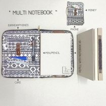 multi notebook at Blisby
