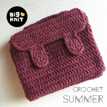 Summer Bag - Berry at Blisby