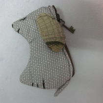 Dog small purse (dsp03) at Blisby