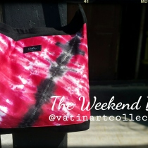 The Weekend Bag Red 01  at Blisby