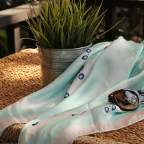 Owl Scarf at Blisby
