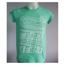 cactus mint green or gray color size S-2XL at Blisby