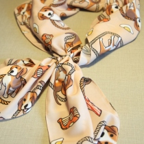 Beagle scarf at Blisby
