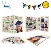 "Jumbo Card ""Person of The Day : Congrats01 Collection"" at Blisby"