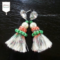 Gypsy Tassel Earring at Blisby