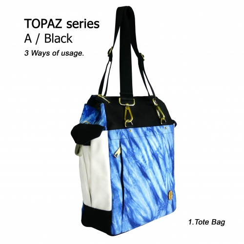 Topaz/A Black large image 1 by finaletote