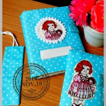 Notebook (Set-2) at Blisby