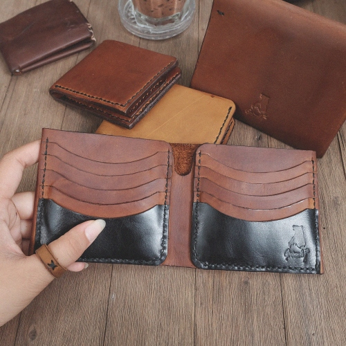 Wallet  #05 large image 0 by TheGrizzlyLeather
