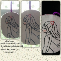 """Key cover size3""""x3"""" at Blisby"""