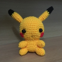 Pokemon - Pikachu  at Blisby