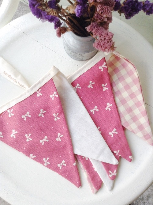 Flags Bunting {Bow&Gingham} large image 0 by HandmadeMania