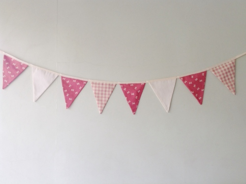 Flags Bunting {Bow&Gingham} large image 1 by HandmadeMania