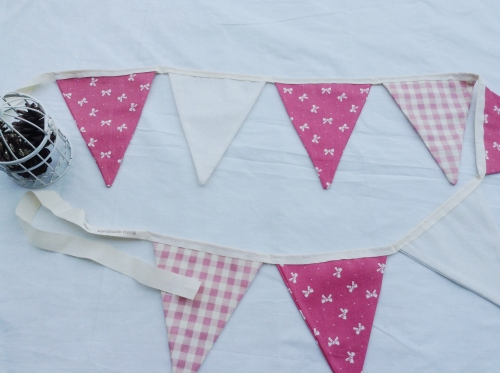 Flags Bunting {Bow&Gingham} large image 3 by HandmadeMania