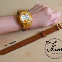 Leather watch straps and bracelet No.BRW01 at Blisby