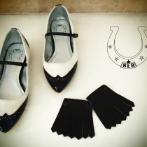 Uber Shoes -รุ่นFalling in Wool- at Blisby