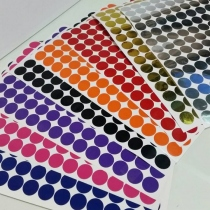 Sticker Color at Blisby