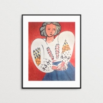 Madame M.P. La Blouse Roumaine by Henri Matisse (ภาพพิมพ์) at Blisby