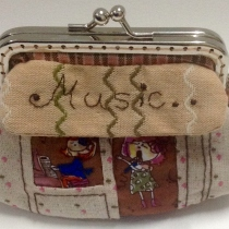 Music bag at Blisby