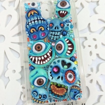 """""""Skull & Monsters Case"""" at Blisby"""