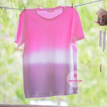 Dyeing T-shirt at Blisby