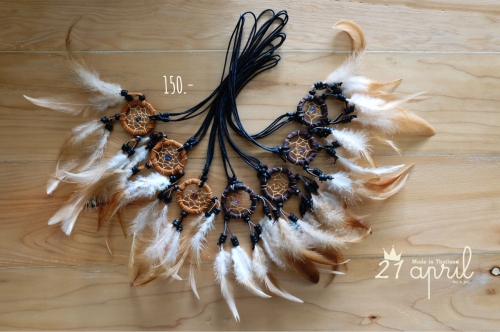 สร้อยคอ DreamCatcher large image 1 by 21AprilStudio