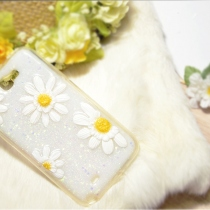 เคสดอกไม้ pastel  white fresh  at Blisby