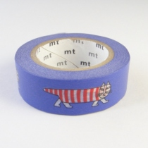 MT Washi Masking Tape MIKEY the Cat by Lisa Larson at Blisby