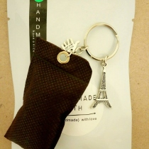 Cantaloup-Scent Keychain.(พวงกุญแจหอมกลิ่นแคนตาลูป) at Blisby