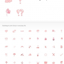 Mable Calligraphy Emoji at Blisby
