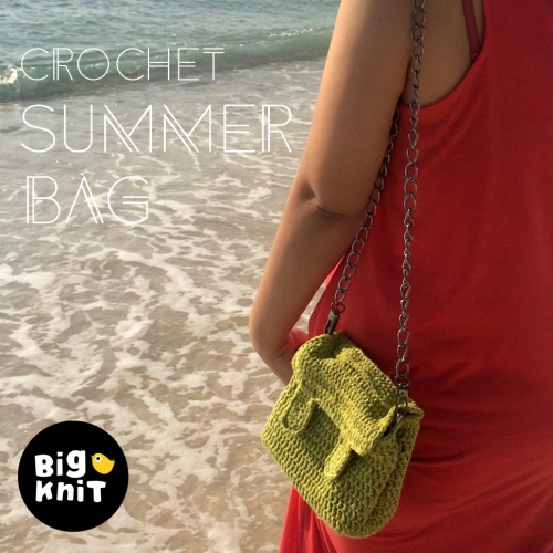 Summer Bag large image 2 by Bigknit