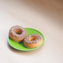 Simple Donut Soap at Blisby