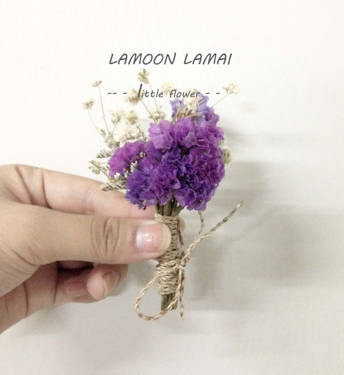 "little flower ""ช่อดอกไม้จิ๋ว"" large image 0 by lamoonlamai"