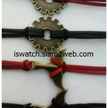 bracelet leather at Blisby