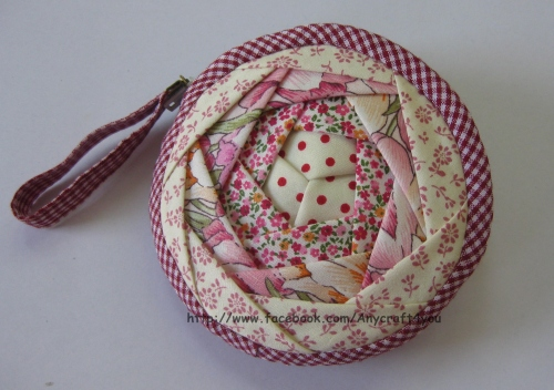 Blooming coin pouch กระเป๋าใส่เหรียญ large image 0 by Anycraft4you