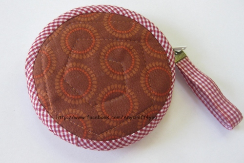 Blooming coin pouch กระเป๋าใส่เหรียญ large image 1 by Anycraft4you