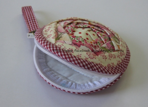 Blooming coin pouch กระเป๋าใส่เหรียญ large image 2 by Anycraft4you