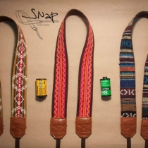 Snap camera strap at Blisby
