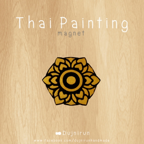 Magnet ลายไทย large image 2 by dujnirun