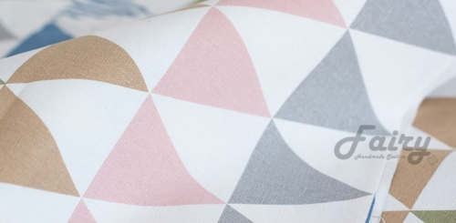 Linen รุ่น Cozy Triangle large image 1 by dFairy